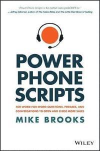 bokomslag Power Phone Scripts