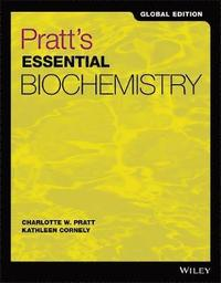bokomslag Pratt's Essential Biochemistry Global Edition
