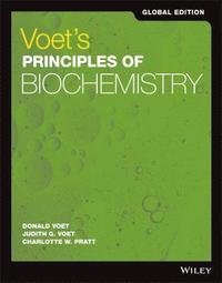 bokomslag Voet's Principles of Biochemistry Global Edition