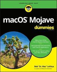 bokomslag macOS Mojave For Dummies