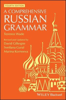 bokomslag A Comprehensive Russian Grammar
