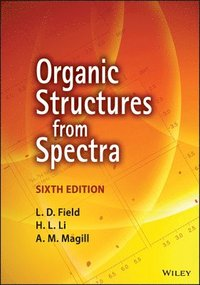 bokomslag Organic Structures from Spectra