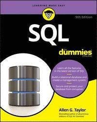 bokomslag SQL For Dummies