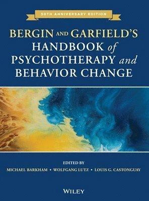 bokomslag Bergin and Garfield's Handbook of Psychotherapy and Behavior Change