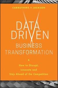 bokomslag Data Driven Business Transformation