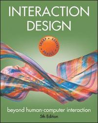 bokomslag Interaction Design: Beyond Human-Computer Interaction