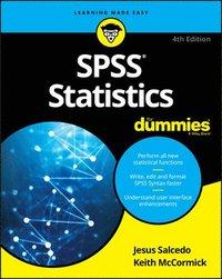 bokomslag SPSS Statistics For Dummies