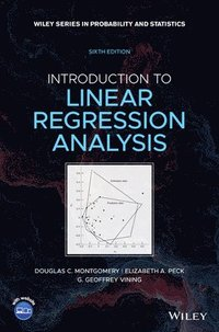 bokomslag Introduction to Linear Regression Analysis