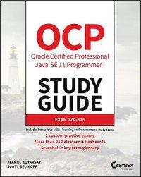 bokomslag OCP Oracle Certified Professional Java SE 11 Programmer I Study Guide