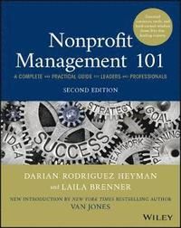 bokomslag Nonprofit Management 101