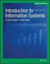 bokomslag Introduction to Information Systems