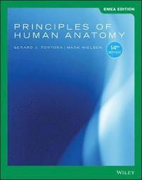 bokomslag Principles of Human Anatomy