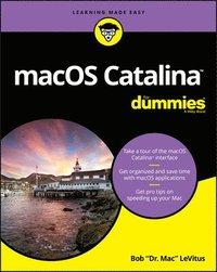 bokomslag macOS Catalina For Dummies