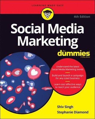 bokomslag Social Media Marketing For Dummies