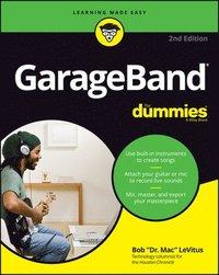 bokomslag GarageBand For Dummies