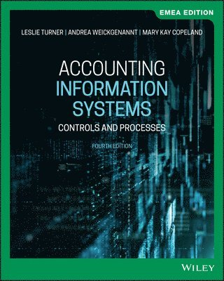 bokomslag Accounting Information Systems: Controls and Processes