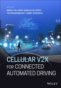 bokomslag Cellular V2X for Connected Automated Driving
