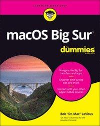 bokomslag macOS Big Sur For Dummies
