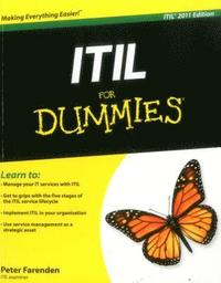 bokomslag ITIL For Dummies