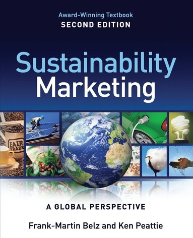bokomslag Sustainability Marketing - A Global Perspective, 2nd Edition