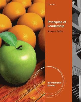 bokomslag Principles of Leadership