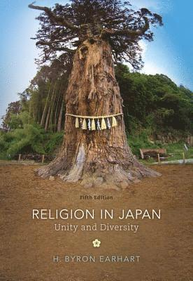 bokomslag Religion in japan - unity and diversity