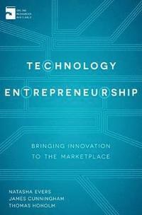 bokomslag Technology Entrepreneurship