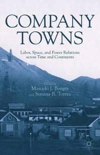 bokomslag Company Towns