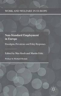 bokomslag Non-Standard Employment in Europe