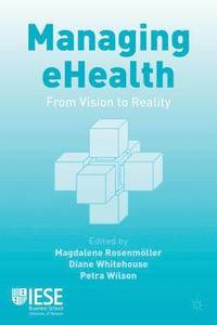bokomslag Managing eHealth
