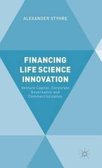 bokomslag Financing Life Science Innovation