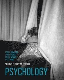 bokomslag Psychology: Second European Edition