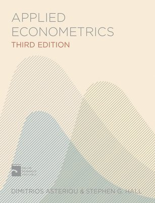 bokomslag Applied Econometrics