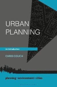 bokomslag Urban Planning: An Introduction