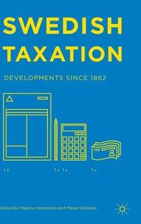 bokomslag Swedish Taxation
