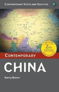bokomslag Contemporary China