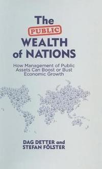 bokomslag The Public Wealth of Nations