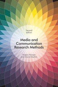 bokomslag Media and Communication Research Methods
