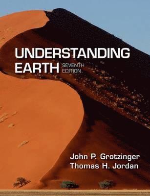 bokomslag Understanding Earth plus LaunchPad