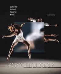 bokomslag Psychology plus LaunchPad access card