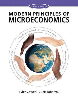 bokomslag Modern Principles of Microeconomics plus LaunchPad Access Card