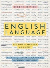 bokomslag English Language