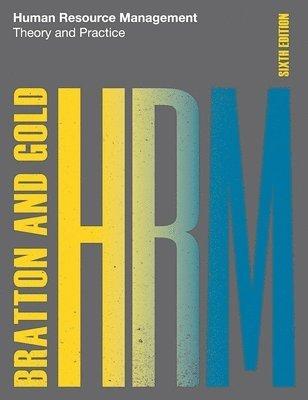 bokomslag Human Resource Management, 6th edition