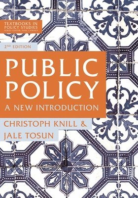 bokomslag Public Policy: A New Introduction