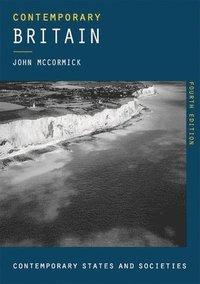 bokomslag Contemporary Britain
