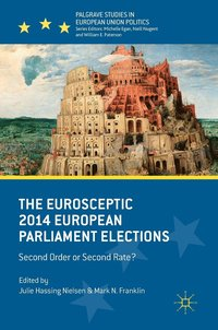 bokomslag The Eurosceptic 2014 European Parliament Elections