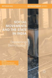 bokomslag Social Movements and the State in India
