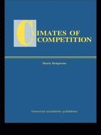 bokomslag Climates of Global Competition