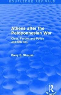 bokomslag Athens after the Peloponnesian War