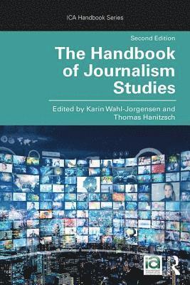 bokomslag The Handbook of Journalism Studies